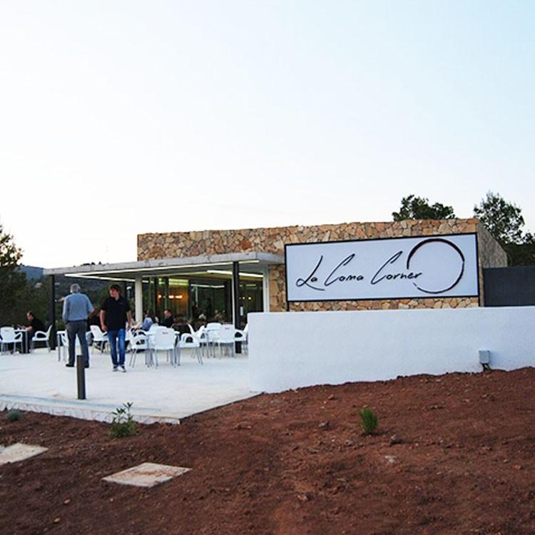 Restaurante La Coma Corner