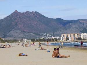 Playa del Gurugú, Castellón
