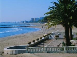 Playa del Voramar, Benicassim
