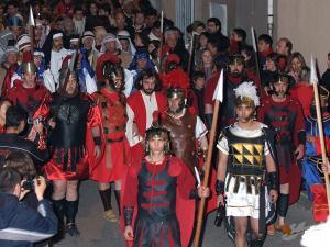 Semana Santa en Borriol, la Pasión